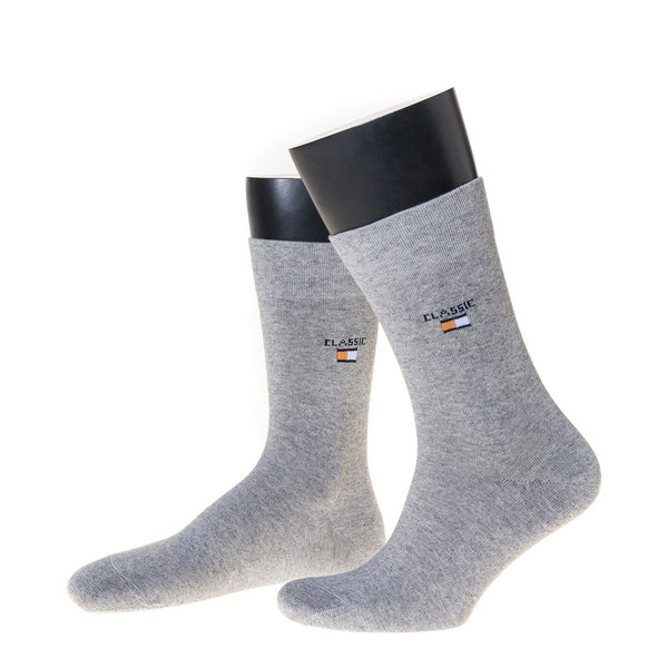5 Paar Herren-Baumwollsocken, mit Motiv, Made in Germany, Motiv